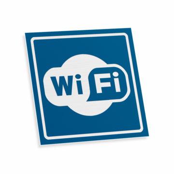 Tabliczka piktogram wifi