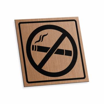 Tabliczka piktogram zakaz palenia