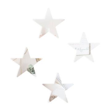 Lustro samoprzylepne gwiazda