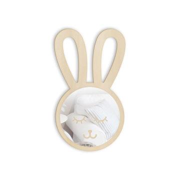 Lustro dopokoju dziecięcego królik