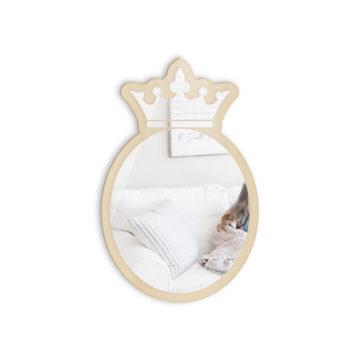 Lustro dopokoju dziecięcego korona 2
