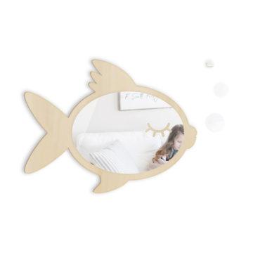 Lustro dopokoju dziecięcego rybka