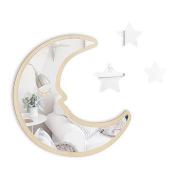 Lustro dopokoju dziecięcego księżyc